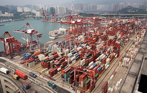 中港物流:香港仍是世界最繁忙港口之一